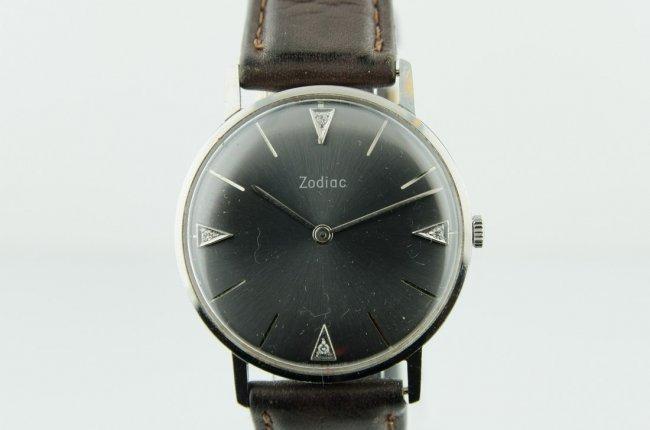 Zodiac Men's Stainless Steel Watch