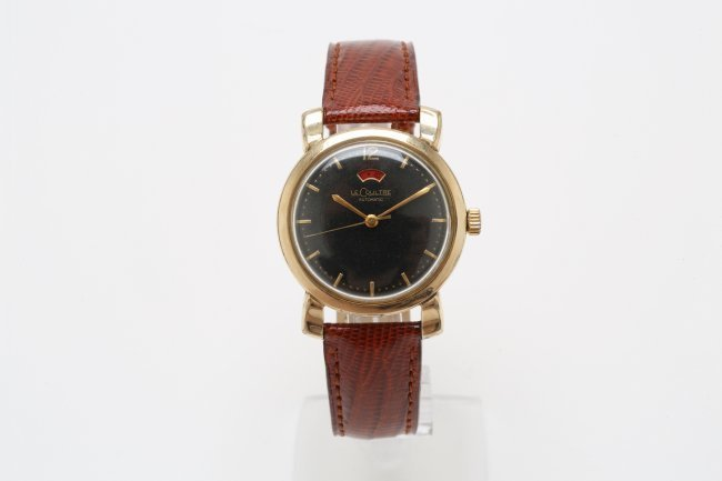10K Gold Filled LeCoultre Watch, 1950's
