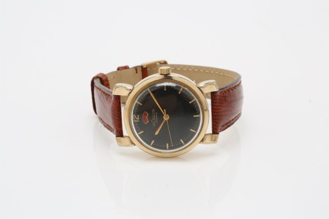 10K Gold Filled LeCoultre Watch, 1950's - 4