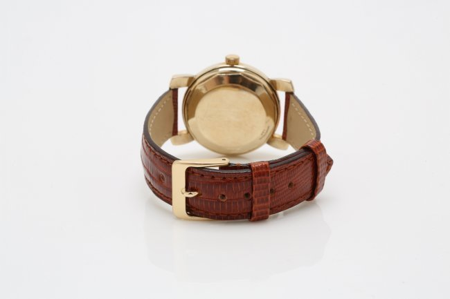 10K Gold Filled LeCoultre Watch, 1950's - 5