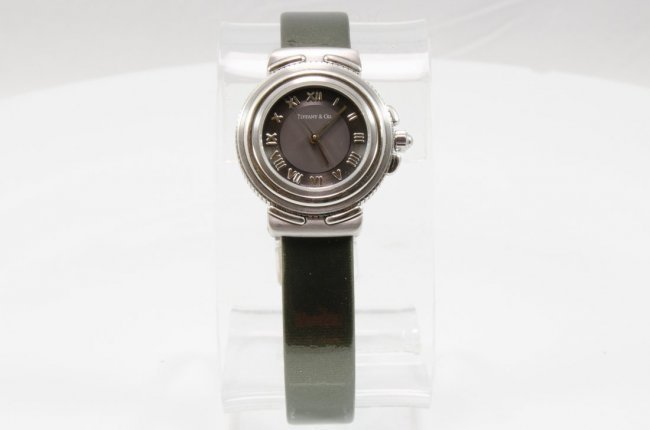 Tiffany & Co. Stainless Steel Watch