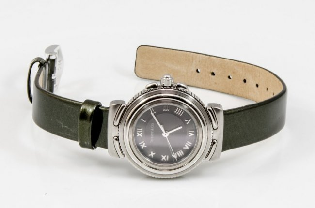 Tiffany & Co. Stainless Steel Watch - 3