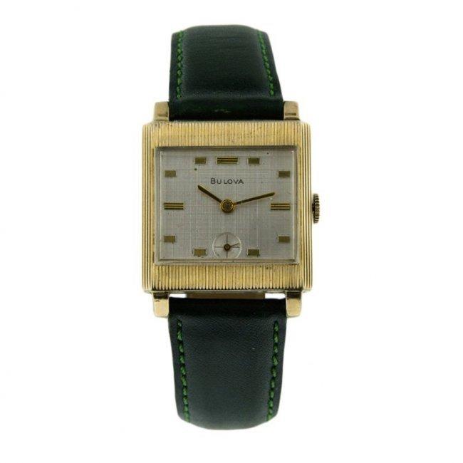 Bulova Watch, 1960's