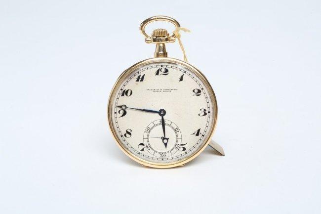 Vacheron 18K Ultrathin Pocketwatch, 1930's