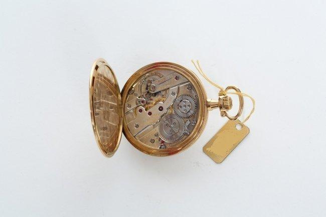 Vacheron 18K Ultrathin Pocketwatch, 1930's - 2