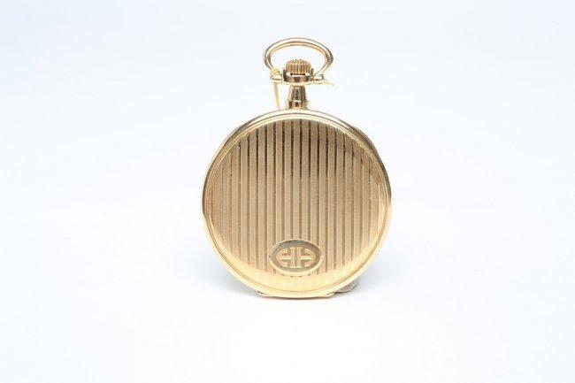 Vacheron 18K Ultrathin Pocketwatch, 1930's - 4