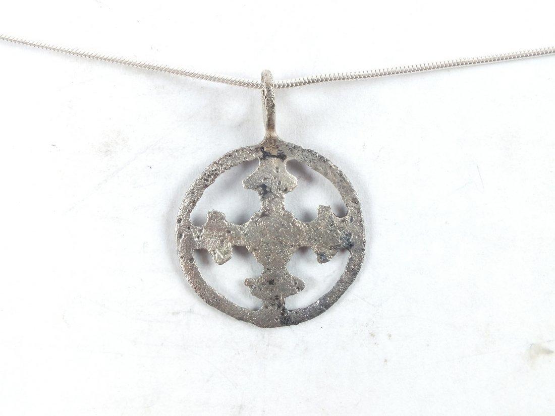 Crusader's Cross Pendant 11th-13th Centuries - 2