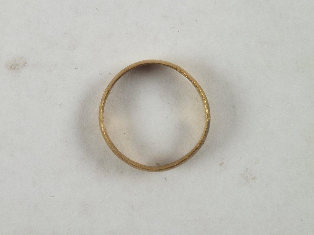 Viking Man's Wedding Ring 850-1050 A.D. - 2
