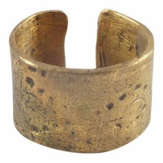 Viking Broad Band Ring 900 A.D.