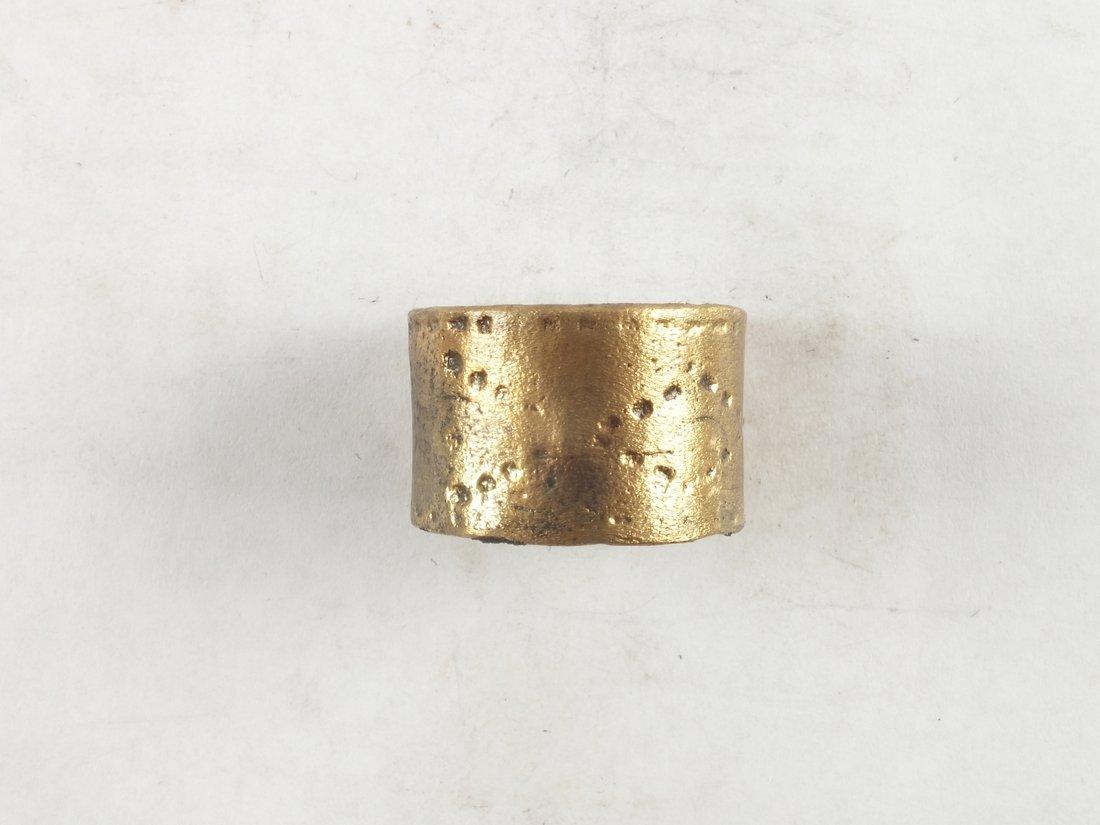 Viking Broad Band Ring 900 A.D. - 3