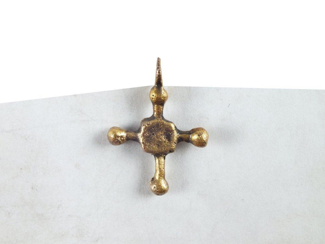 Medieval Christian Convert's Cross 800-1000 A.D. - 2