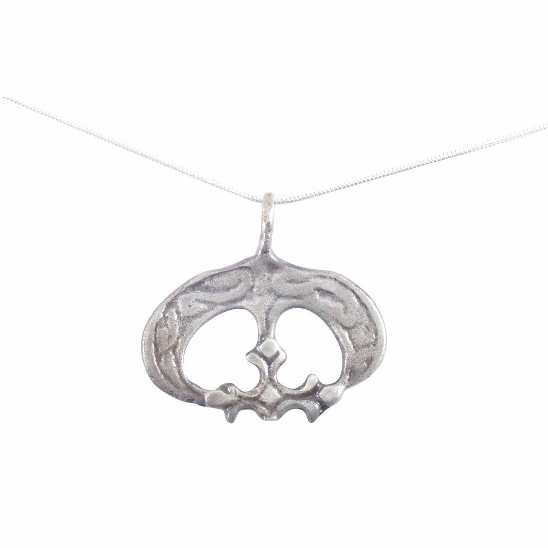 Viking Lunar Pendant 900-1000 A.D.
