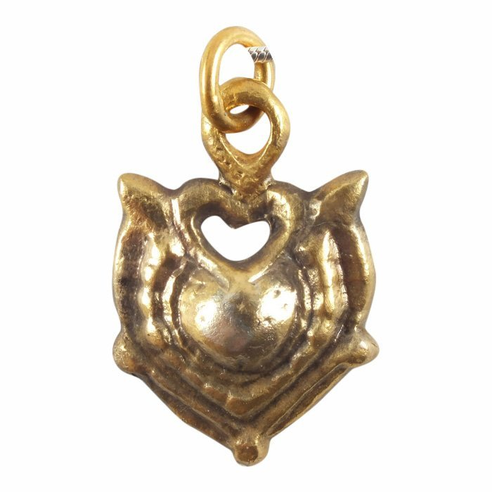 Viking Heart Pendant 850-1050 A.D.