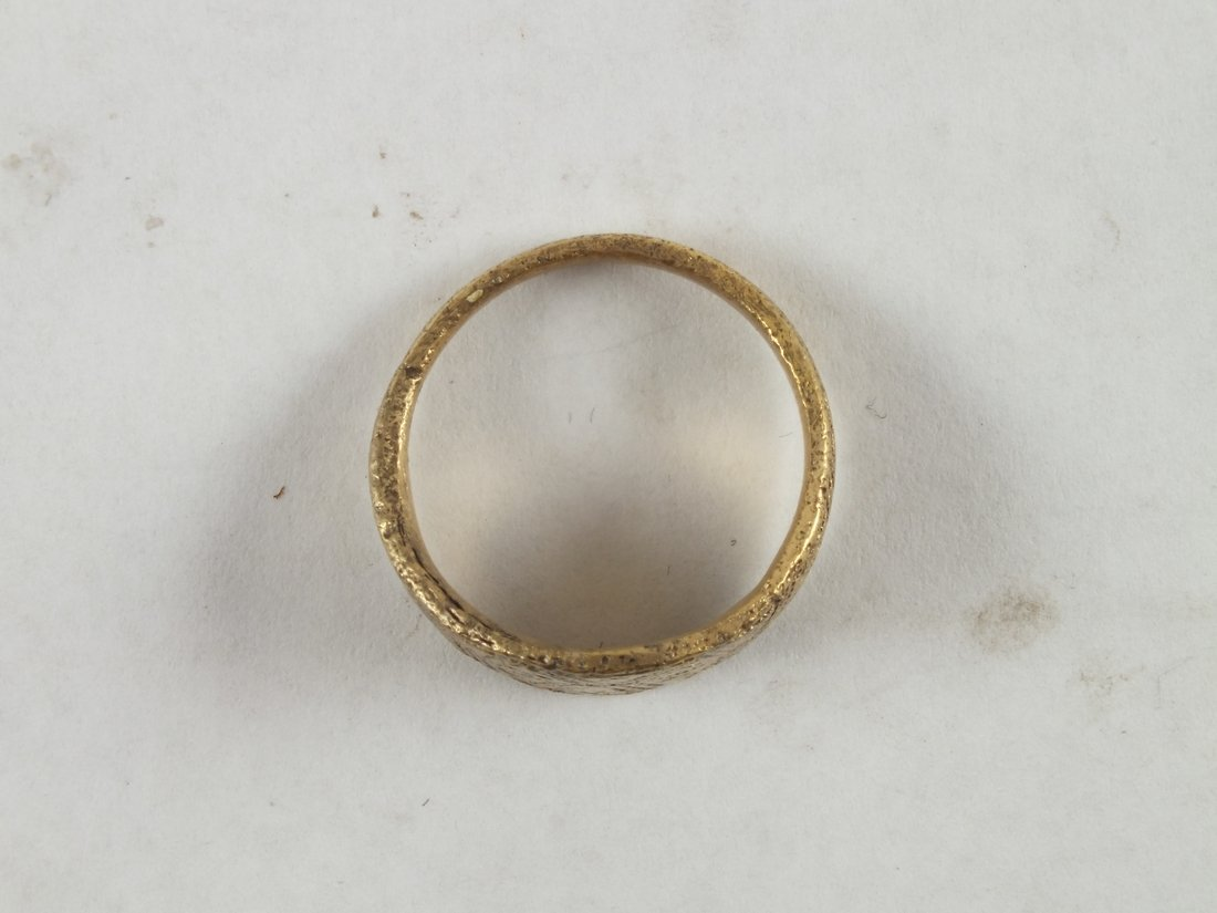 Viking Warrior's Ring 900 A.D. - 2