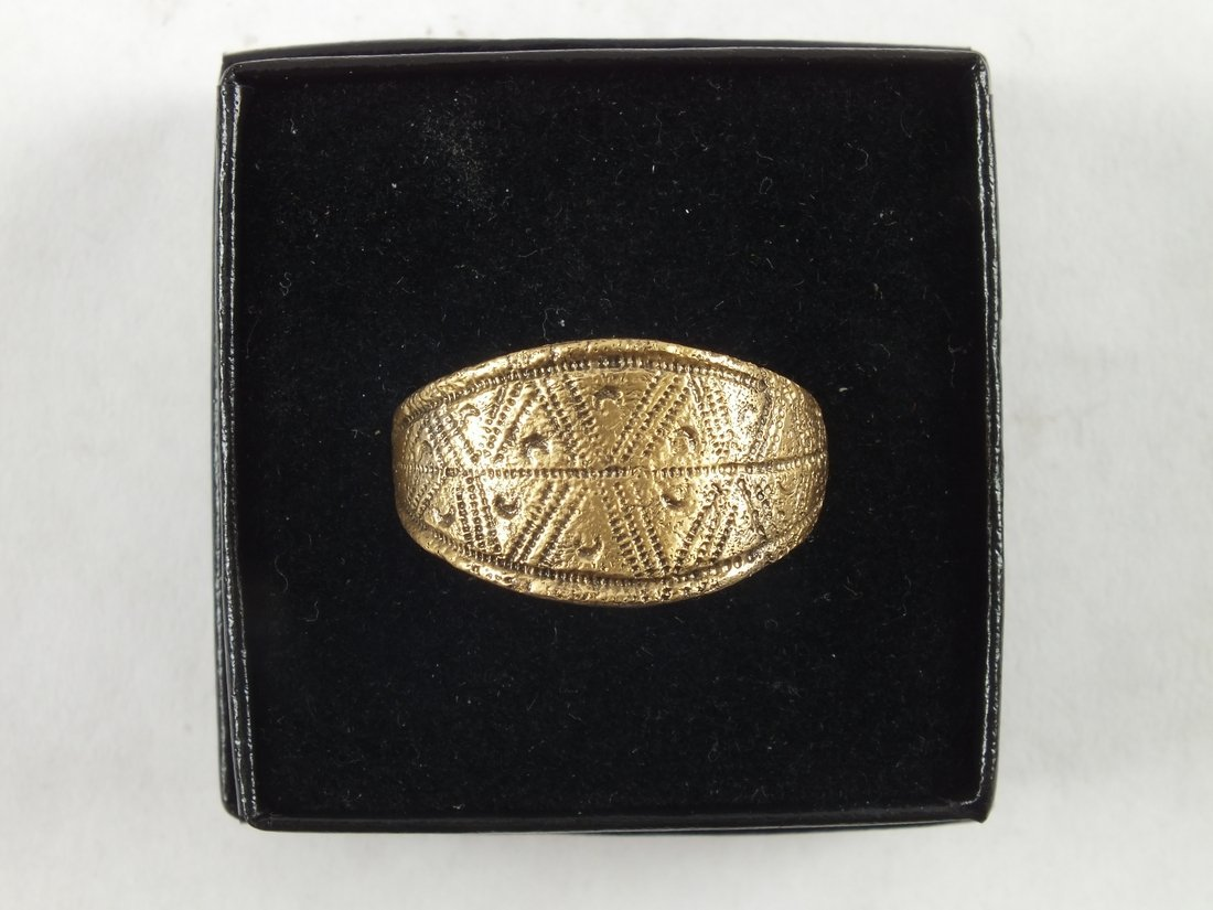Viking Warrior's Ring 900 A.D. - 3