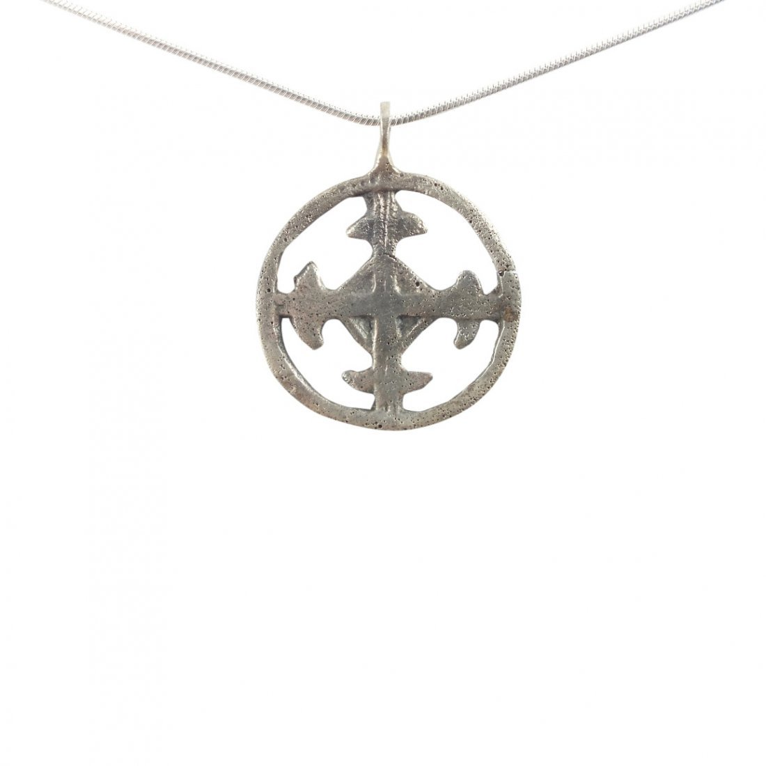 Crusader's Cross Pendant 11th-13th Centuries