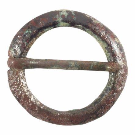Viking Protective Brooch 900 A.D.