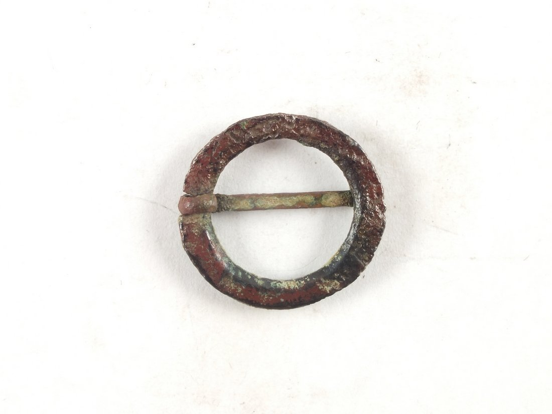 Viking Protective Brooch 900 A.D. - 2