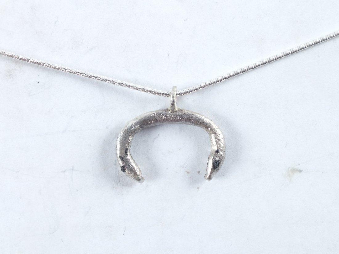 Viking Lunar Pendant 900-1000 A.D. - 2