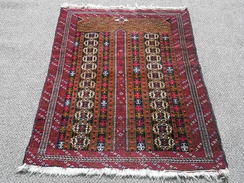 Persian Balouch Rug 4.2x2.9