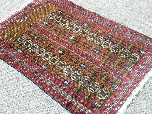Persian Balouch Rug 4.2x2.9 - 2