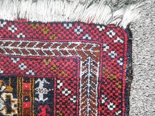 Persian Balouch Rug 4.2x2.9 - 3