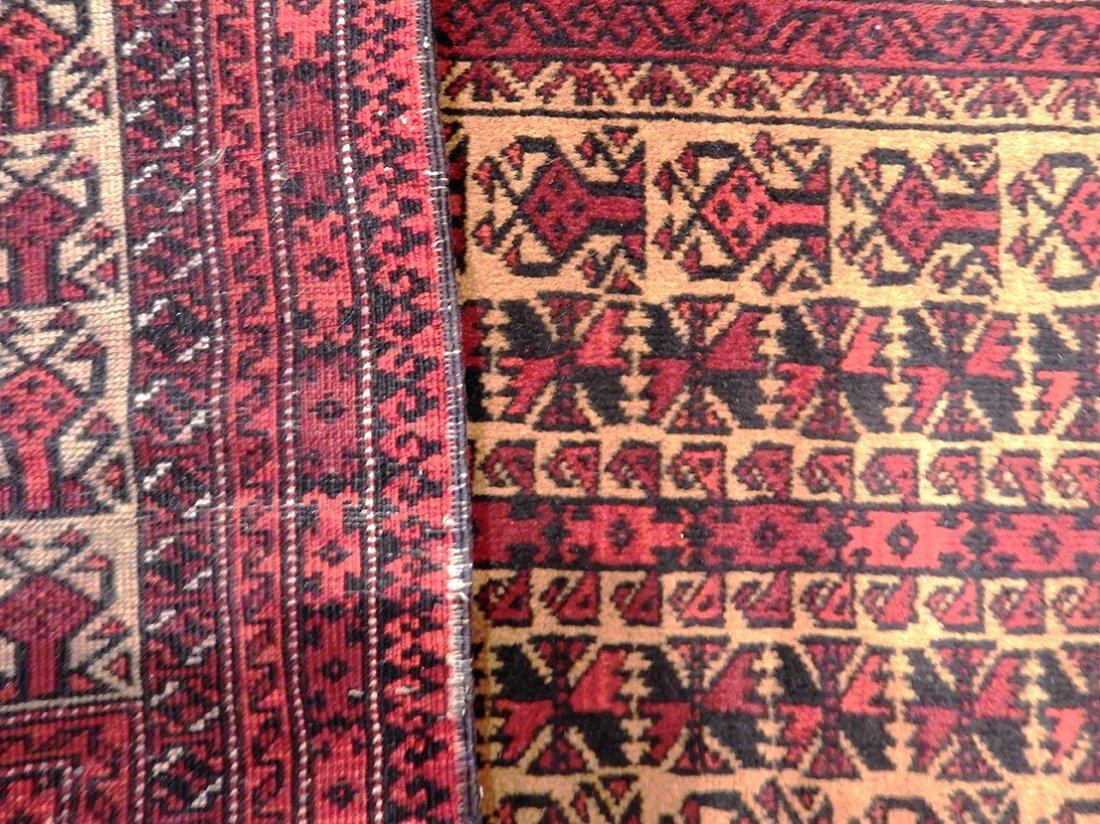 Semi-Antique Afgan Balouch Rug 2.10x4.6 - 2