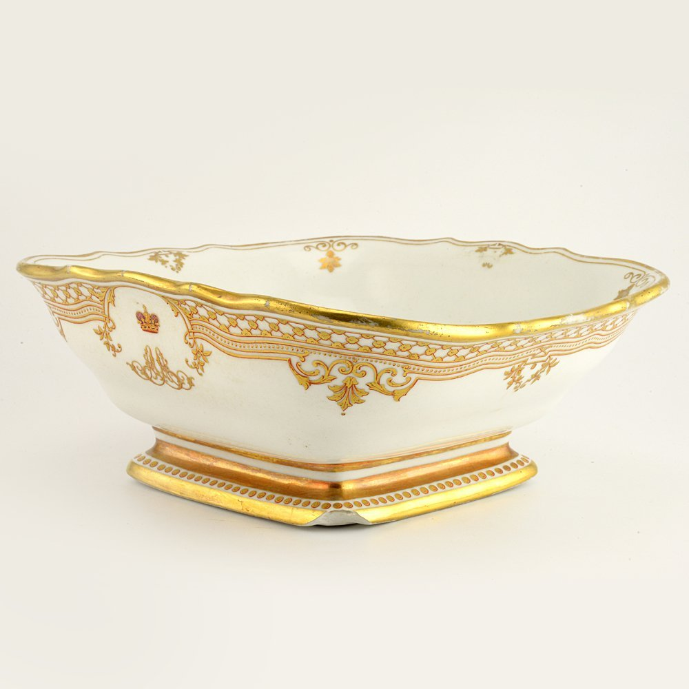 Pair of serving dishes, Alexander Alexandrovich Banquet - 4