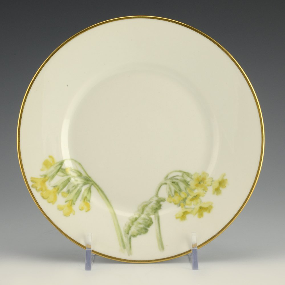 Grand Duchess Olga Alexandrovna: A Hand-Painted Plate