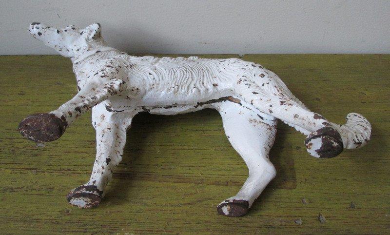 Borzoi Wolfhound Doorstop, 1920 - 4