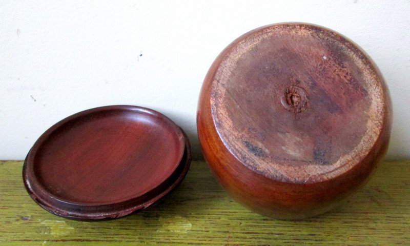 Late 18th C Lidded Sugar Bowl - 5