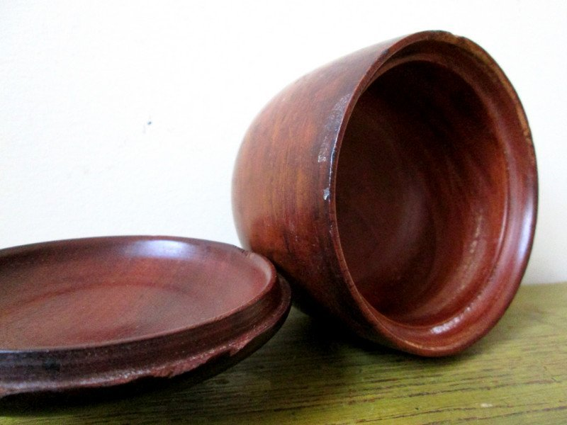 Late 18th C Lidded Sugar Bowl - 6
