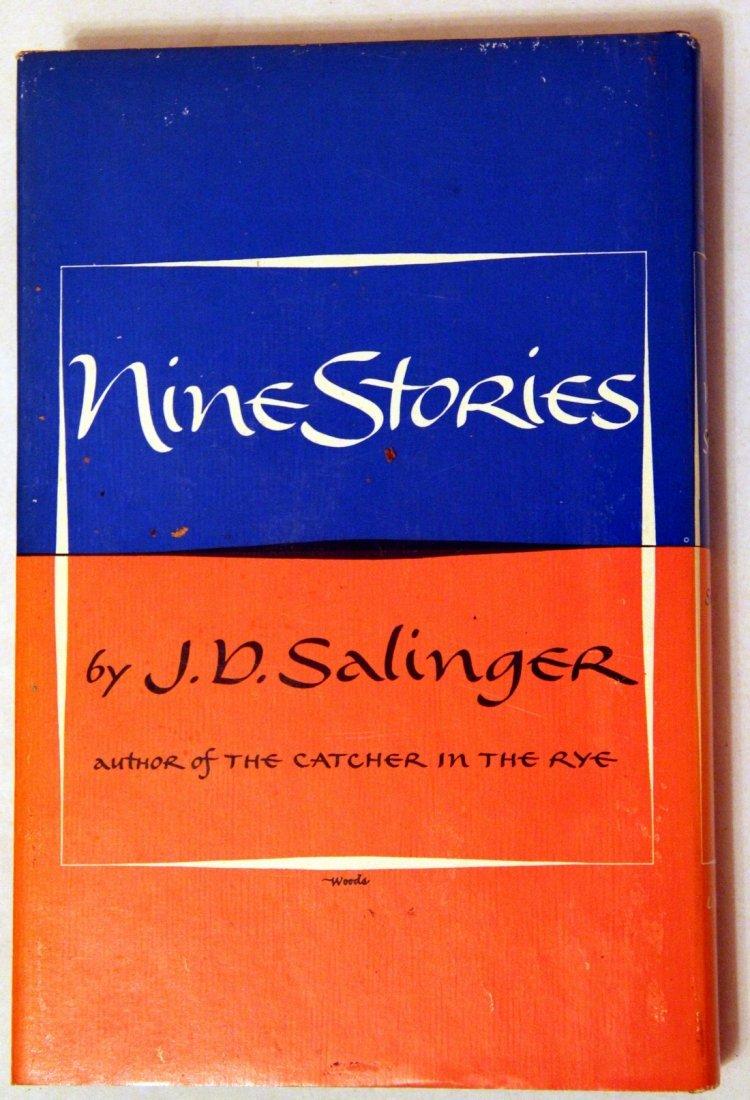 J. D. Salinger: Nine Stories, 1st Edition, 1953