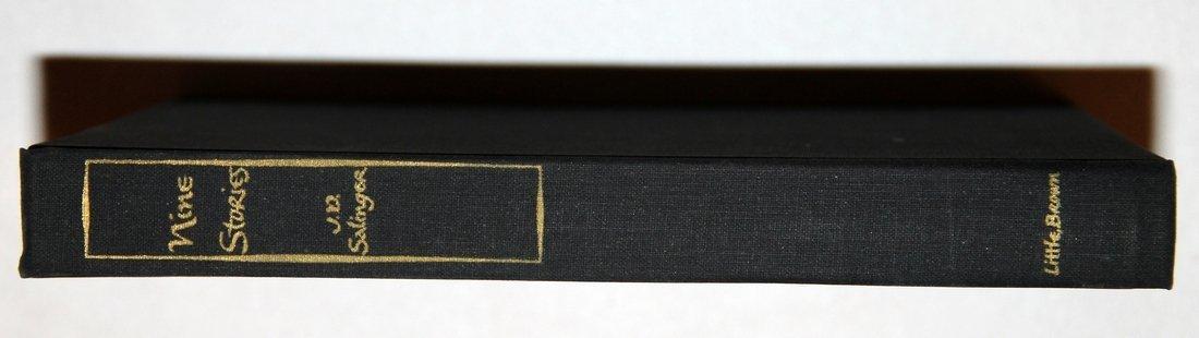 J. D. Salinger: Nine Stories, 1st Edition, 1953 - 5