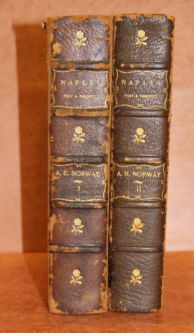 Arthur Norway: Naples Past & Present, 1st Edition 1901