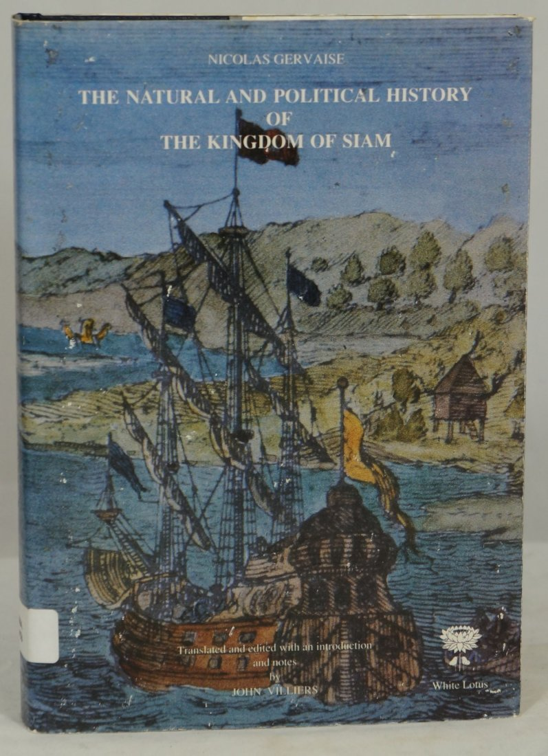The Natural & Political History of the Kingdom of Siam