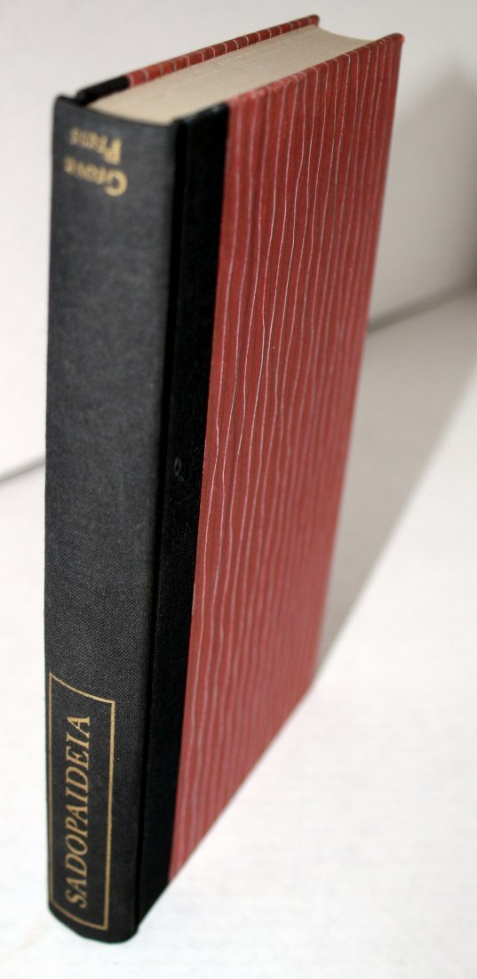 Cecil Prendergast: Sadopaideia, 1967, First Edition