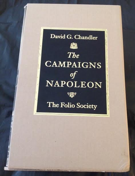 David G. Chandler: The Campaigns of Napoleon, 3 Volumes
