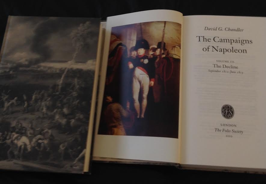 David G. Chandler: The Campaigns of Napoleon, 3 Volumes - 8