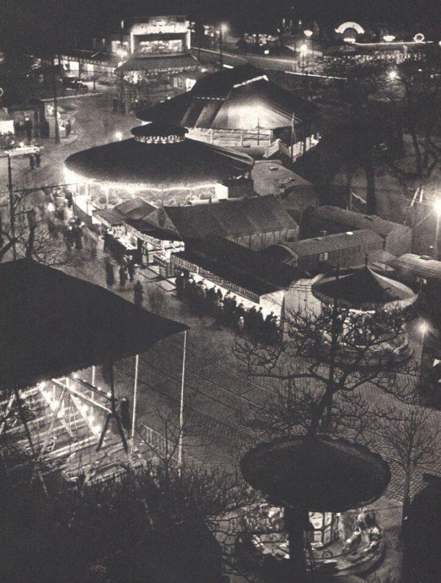 Brassai: Travelling Fair