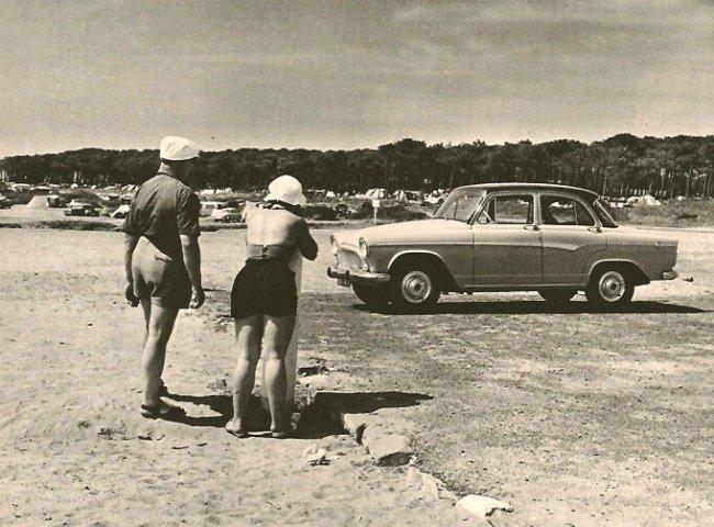 Robert Doisneau: Fond Car Owners, 1960