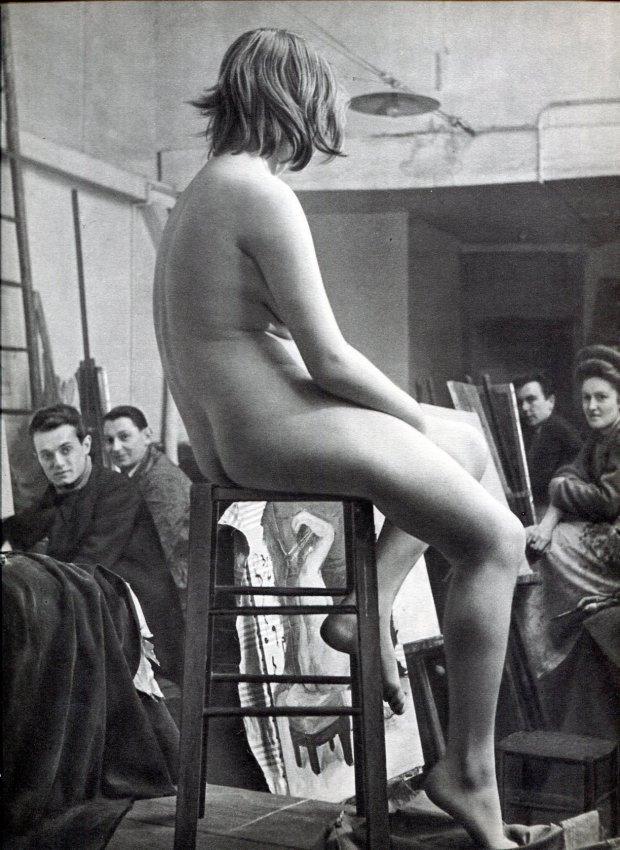 Emeric Feher / Ervin Marton: Nude Torso