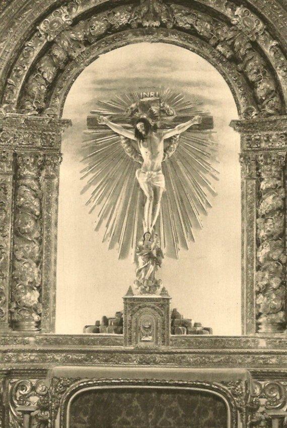 Peter Fuss: Church Altar, Recife