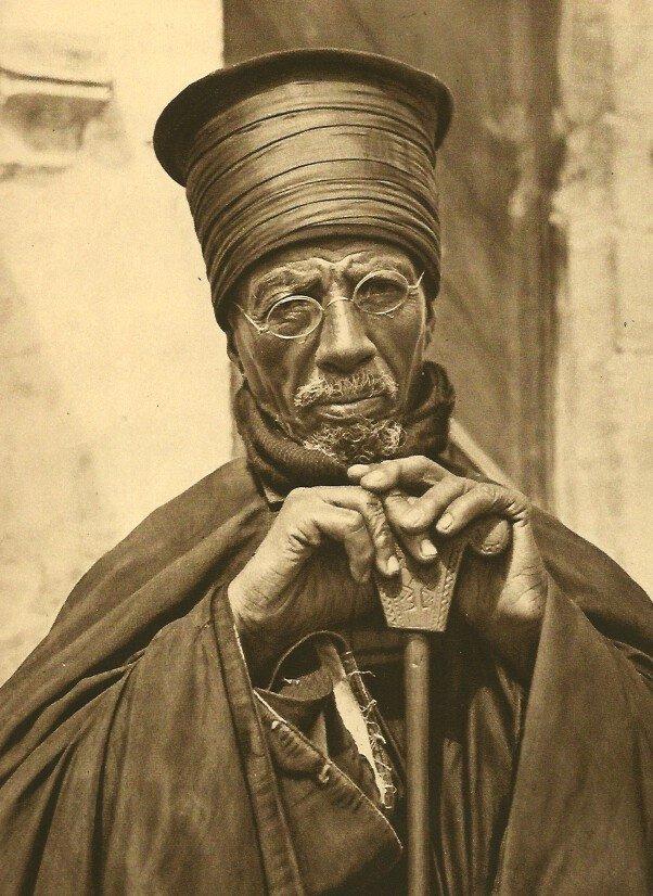 Karl Grober: Abyssinian Priest