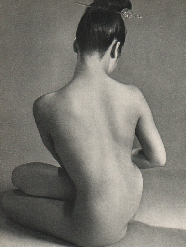 Takamasa Inamura: Nude with Updo