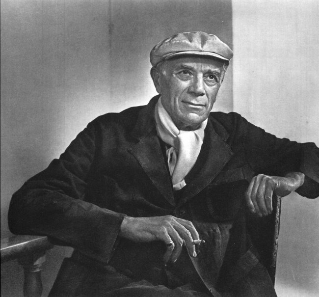 Yousuf Karsh: Georges Braque