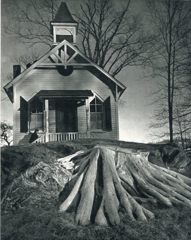 Andre Kertesz: Armonk, New York 1941