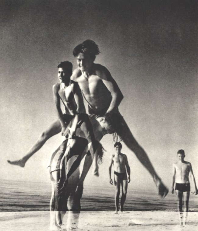 Herbert List: Baltic Sea, 1932