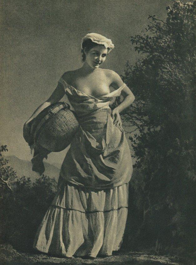 William Mortensen: Woman of Languedoc