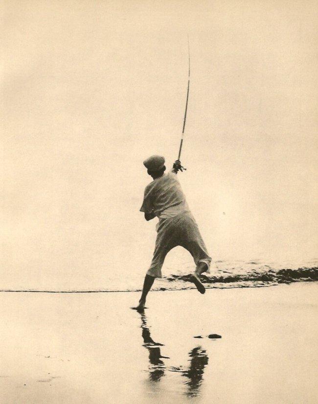 Sadao Suzuki: Fishing